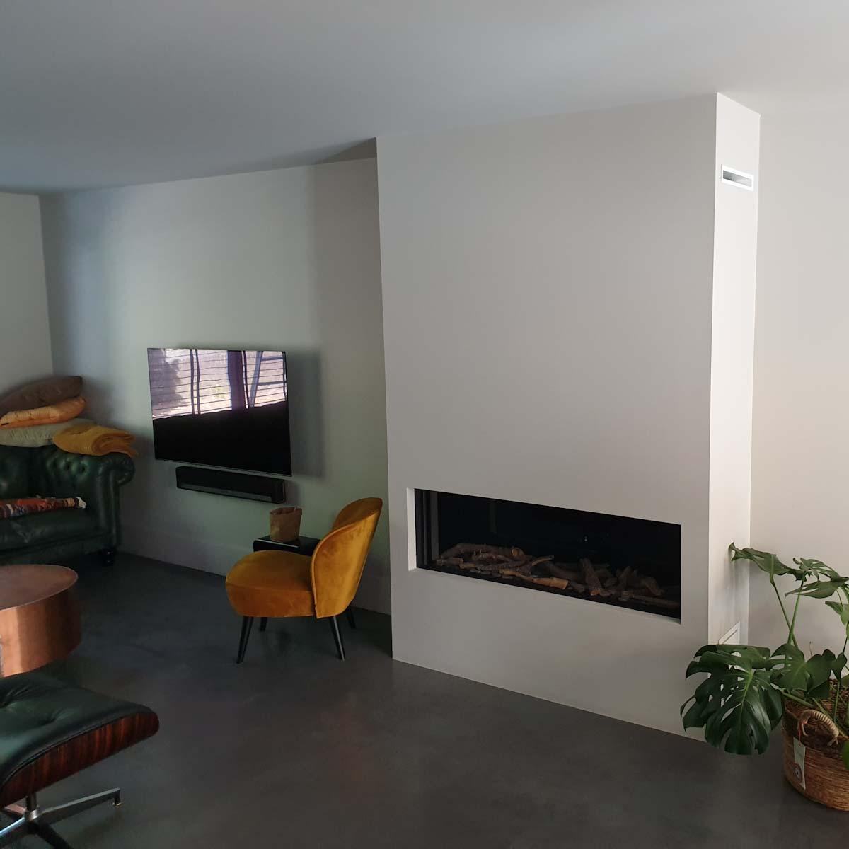 Faber Relaxed Premium XL Artfire Openhaarden